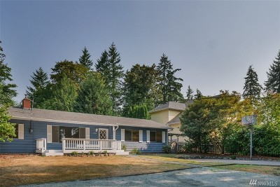 Maple Valley Single Family Home For Sale: 21766 SE 259th St