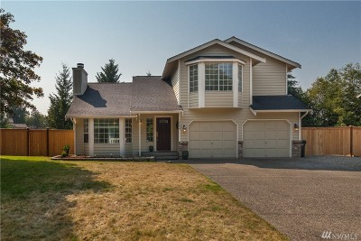 Bonney Lake Single Family Home For Sale: 10604 200th Av Ct E