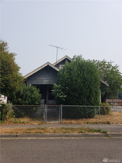 Auburn WA Single Family Home For Sale: $222,950