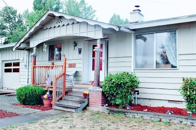 Orting Single Family Home For Sale: 703 Kansas St SW