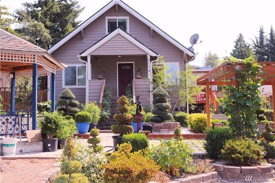 Seattle Single Family Home For Sale: 6108 S 126th St