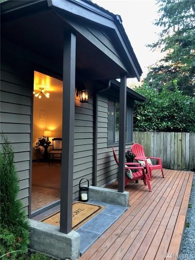 Shoreline Single Family Home For Sale: 17810 24th Ave NE