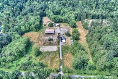 Gig Harbor Farm For Sale: 11708 Crescent Valley Dr NW