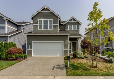 Spanaway Single Family Home For Sale: 19317 18 Ave Ct E
