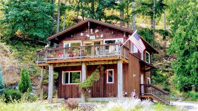 Lummi Island Single Family Home For Sale: 1205 Jamison St