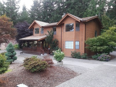 Gig Harbor Single Family Home For Sale: 9720 Woodworth Ave