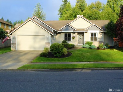 Puyallup Single Family Home For Sale: 8016 65th Ave E