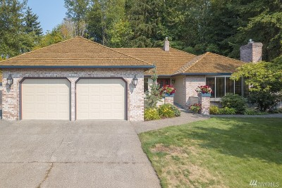 Puyallup Single Family Home For Sale: 1614 28th Place SE