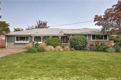 Auburn WA Single Family Home For Sale: $370,000