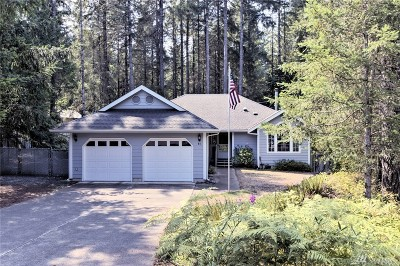 Shelton Single Family Home For Sale: 51 SE Copper Mountain Ct