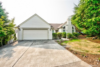 Skagit County Single Family Home For Sale: 6152 Parkside Dr