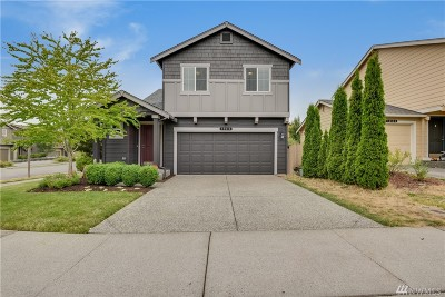 Bothell Single Family Home For Sale: 16612 42nd Dr SE