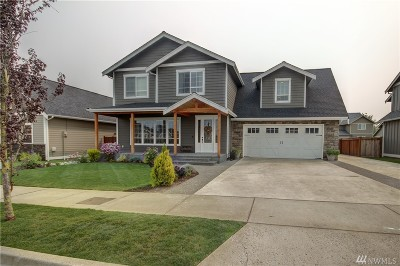 Lynden Single Family Home For Sale: 2166 Shortcake Lane