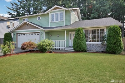 Tacoma Single Family Home For Sale: 860 S Mullen St