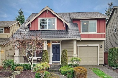 Mill Creek Single Family Home For Sale: 811 148th St SE