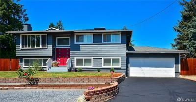 Auburn Single Family Home For Sale: 4410 S 292nd St