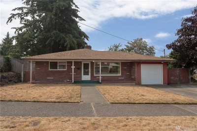 Tacoma Single Family Home For Sale: 1214 S 68th St