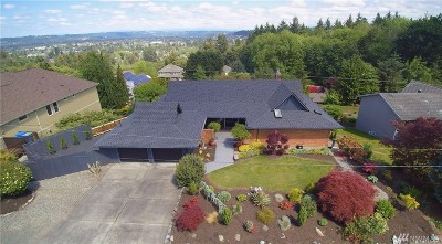 Puyallup Single Family Home For Sale: 1419 Firland Dr
