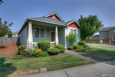 Lacey Single Family Home For Sale: 5430 Balustrade Blvd SE