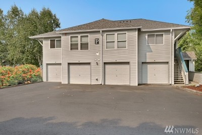Federal Way Condo/Townhouse For Sale: 33020 10th Ave SW #P-301