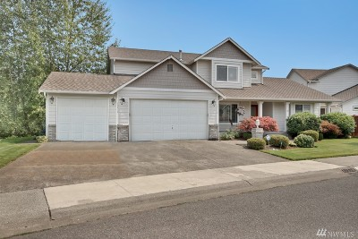 Puyallup Single Family Home For Sale: 16415 136th Ave E