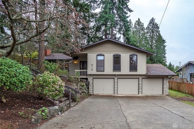 Edmonds Single Family Home For Sale: 9116 188th St SW