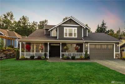 Bellingham Single Family Home For Sale: 835 Spieden Lane