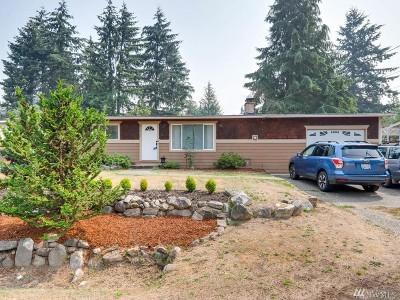 Auburn WA Single Family Home For Sale: $320,000