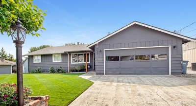 Puyallup Single Family Home For Sale: 2022 McElroy Place
