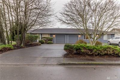 Whatcom County Multi Family Home For Sale: 479 C St