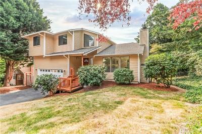 Kirkland Single Family Home For Sale: 9625 NE 141st Place