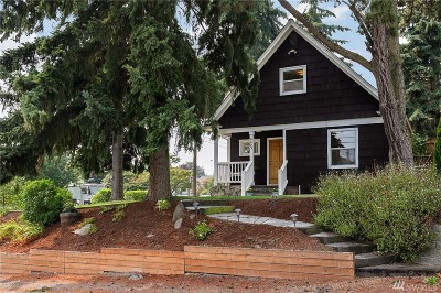 Seattle Single Family Home For Sale: 8603 Corliss Ave N