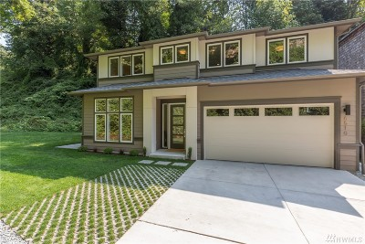 Seattle Single Family Home For Sale: 6510 47th St SW
