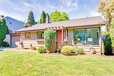 Seattle Single Family Home For Sale: 3530 NE 94th St