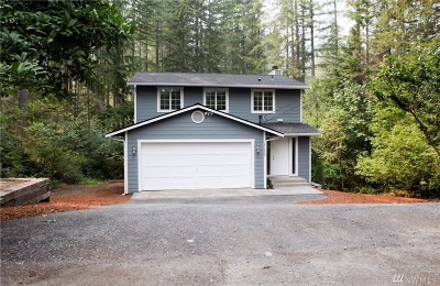 North Bend Single Family Home For Sale: 17550 429th Ave SE