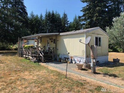 Rochester WA Single Family Home For Sale: $169,901