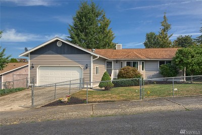 Single Family Home For Sale: 6116 36th St SE