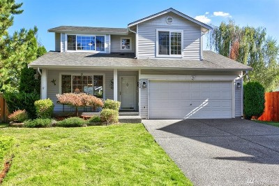 Lake Stevens Single Family Home For Sale: 9430 17th Place NE