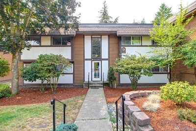 Edmonds Condo/Townhouse For Sale: 7307 224th St SW #D2