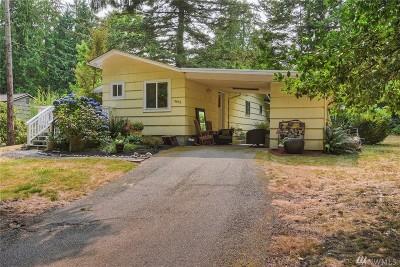 Bainbridge Island Single Family Home For Sale: 8635 Grand Ave NE