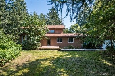 Sedro Woolley Single Family Home For Sale: 334 Sapp Rd