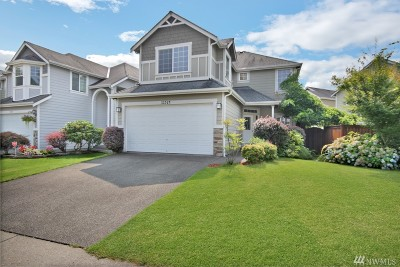Puyallup Single Family Home For Sale: 11524 183rd St E