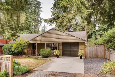 Shoreline Single Family Home For Sale: 18315 1st Ave NE