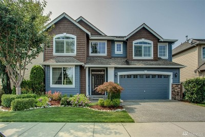 Bothell Single Family Home For Sale: 16616 38th Ave SE