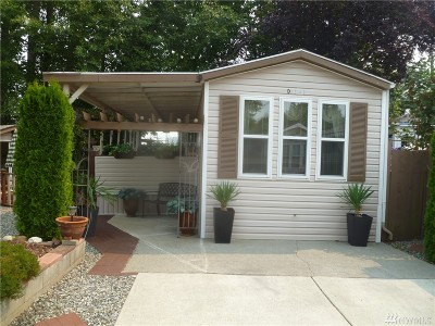 Whatcom County Mobile Home For Sale: 5001 Bay Rd #D131