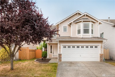 Everett Condo/Townhouse For Sale: 11414 23rd Ave W #47