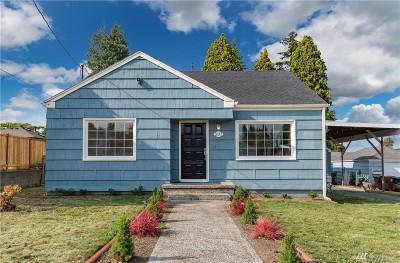 Tacoma WA Single Family Home For Sale: $279,000
