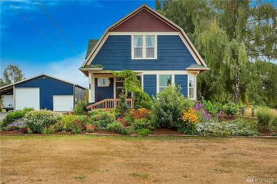 Bellingham Single Family Home For Sale: 1519 Marine Dr