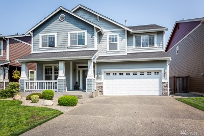 Puyallup Single Family Home For Sale: 18527 111th Ave E