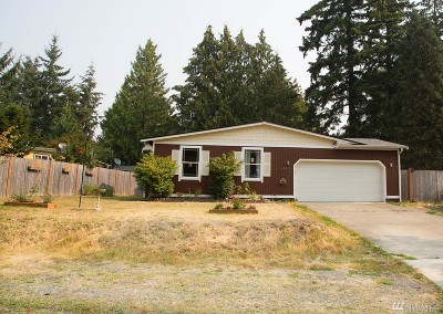 Bonney Lake Single Family Home For Sale: 22019 131st St Ct E